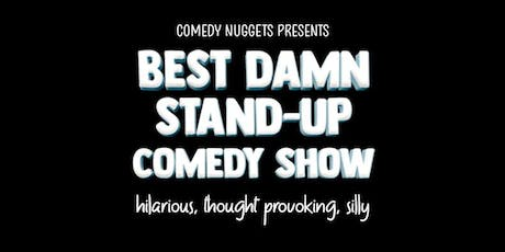 Best Damn Stand-Up Comedy Show - Valentine's Day Edition tickets