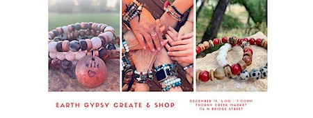 Earth Gypsy Create and Shop