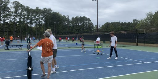 """10th Annual """"Swing Into Spring"""" Abilities Tennis Unified Doubles Tournament (Register as an athlete, coach or unified partner)"""