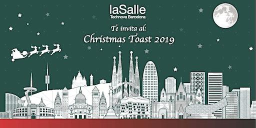 CHRISTMAS TOAST 2019