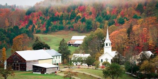 Fall in the Northeast Kingdom