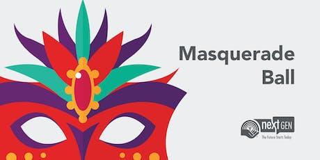 2020 Next Gen Masquerade tickets