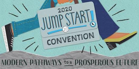 2020 Jump Start Convention tickets