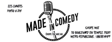 Made in Comedy - XIème édition