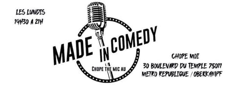 Made in Comedy - XIème édition billets