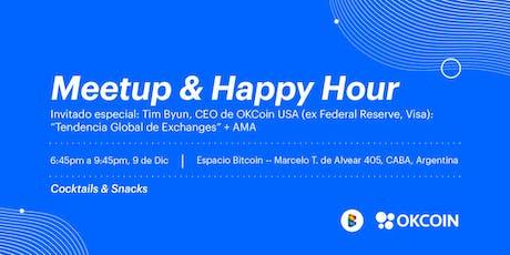 Meetup & Happy Hour entradas
