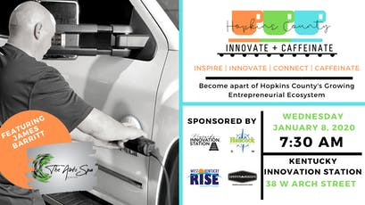 Hopkins County Innovate + Caffeinate Launch Party tickets