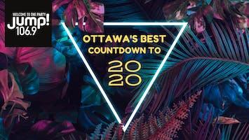 NYE Ottawa 2020 - 13th Annual New Year's Eve Event