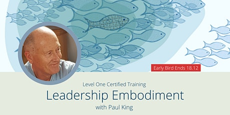 Leadership Embodiment Certified 2 Day Workshop plus tickets
