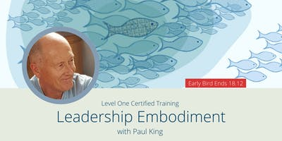 Leadership Embodiment Certified 2 Day Workshop plus