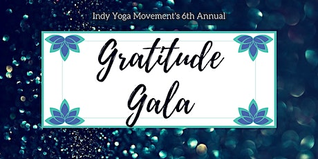 The Gratitude Gala tickets