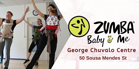"""Zumba, Baby & Me"" - $12 drop in @ G. Chuvalo Centre tickets"