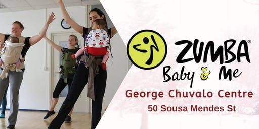 """""""Zumba, Baby & Me"""" - $12 drop in @ G. Chuvalo Centre"""