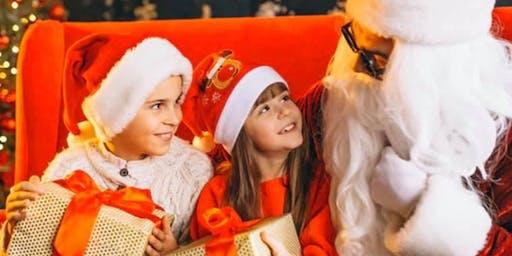 Sensory Friendly Santa is Coming to Town!
