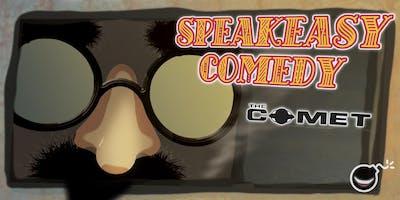 Speakeasy Comedy @ The Comet
