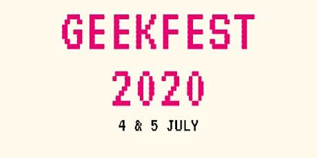 GeekFest 2020 tickets