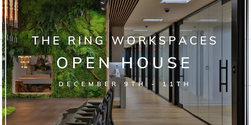 The Ring Workspaces Open House