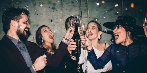 2020 New Year Party at AZ