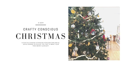 A Very Crafty Conscious Christmas  tickets