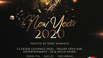 2020 New Year's Eve Bash