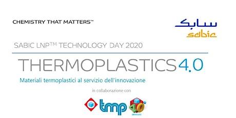 Thermoplastics 4.0 - Materiali termoplastici al servizio dell'innovazione  biglietti