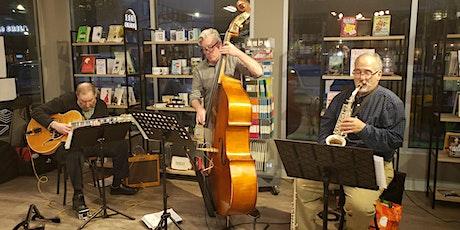 Live Jazz Music with Artie Bakopolus Trio tickets