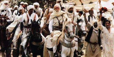 """Proiezione del film """"Il leone del deserto"""" di Mustafa Akkad."""