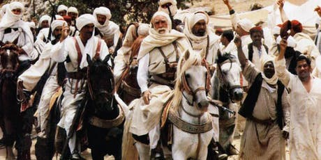 """Proiezione del film """"Il leone del deserto"""" di Mustafa Akkad. biglietti"""