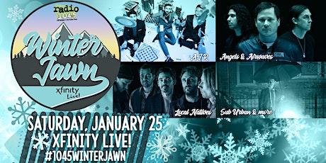 Radio 104.5 Winter Jawn tickets