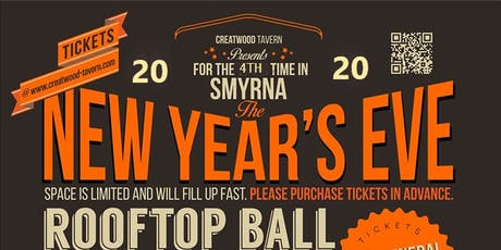 Copy of New Years Eve Ball Drop tickets