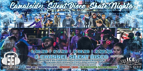 The Ice at Canalside Silent Disco! tickets