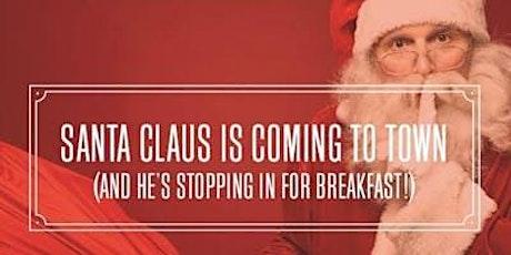 Breakfast with Santa Saturday, December 14th 2019 tickets