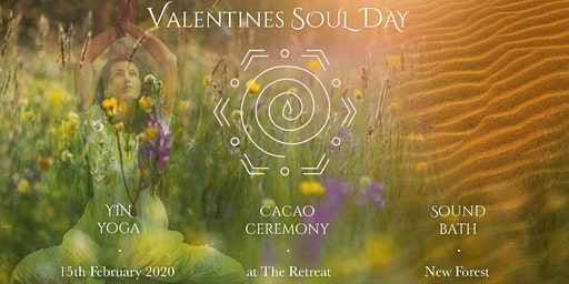 Valentines Soul Day Retreat in Lewes