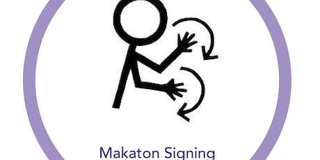 Makaton Training Day including Christian Faith Signs tickets