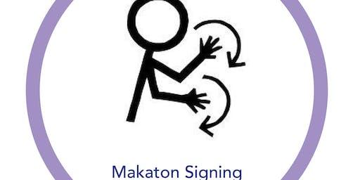Makaton Training Day including Christian Faith Signs