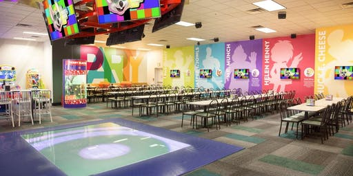 Chuck E. Cheese to Unveil Remodeled Racine Location