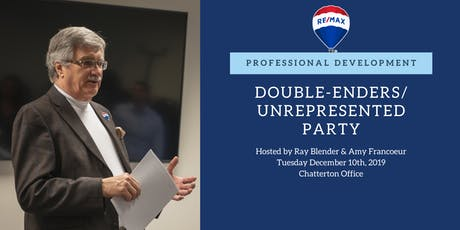 Professional Development - Double-enders / Unrepresented Parties tickets