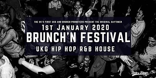 Brunch'N Festival NYD (UKG, RnB, Hip_Hop)