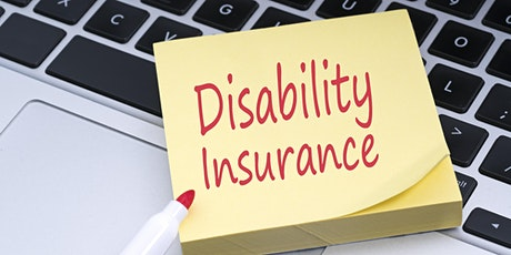 NCFlex Disability Claims Training, Webex - 12.19 tickets
