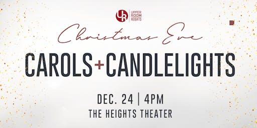 Christmas Eve: Carols & Candlelights