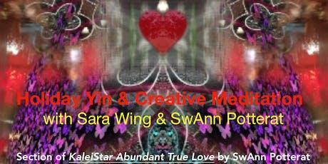 Holiday Yin & Creative Meditation tickets