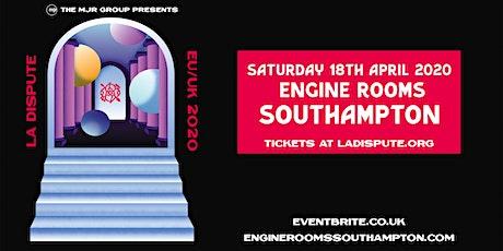 La Dispute (Engine Rooms, Southampton) tickets