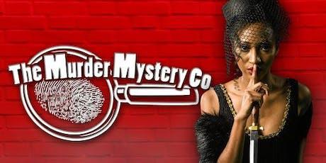 Murder Mystery Dinner in Charlotte tickets