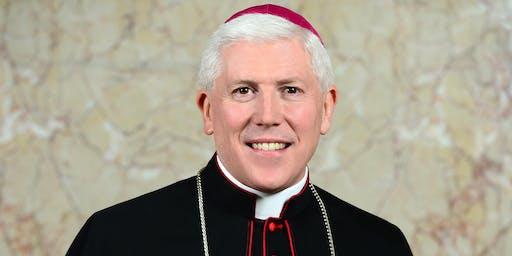 Most Reverend Daniel E. Thomas