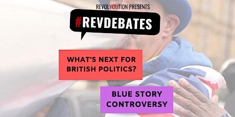 #REVDEBATES DECEMBER tickets