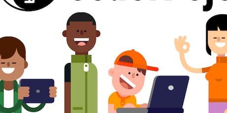 CoderDojo, la palestra di programmazione al GobettiVolta biglietti