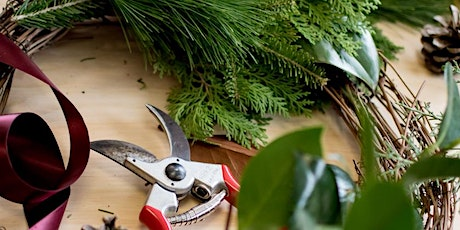 Wreath Workshop - December 11th 2019 billets