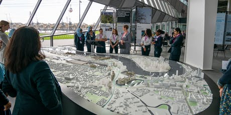 NLA Royal Docks Model and Exhibition Talks tickets