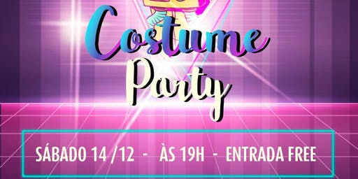 COSTUME PARTY DO FLAME