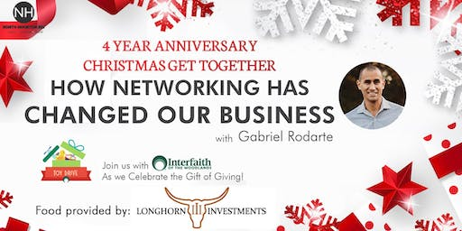 4 yr. Anniversary Get together & How Networking Has Changed our Business